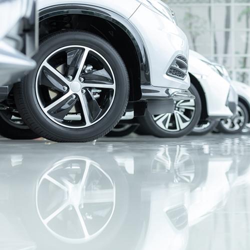 Luxury Polished Flooring