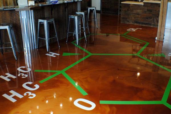 Elitecrete Luxury concrete flooring