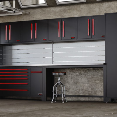 Luxury Garage Proslat Cabinetry