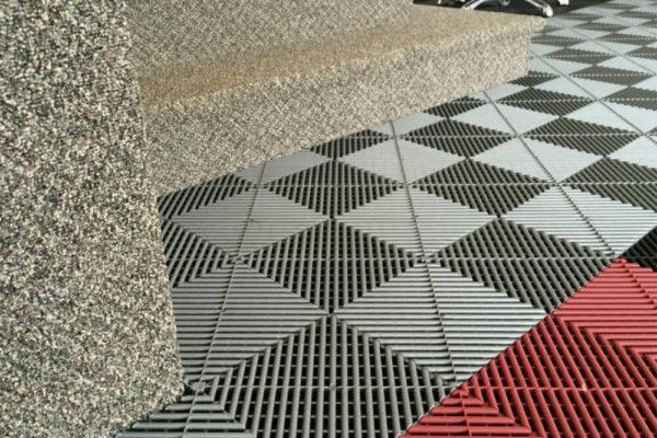Swisstrax Tile flooring